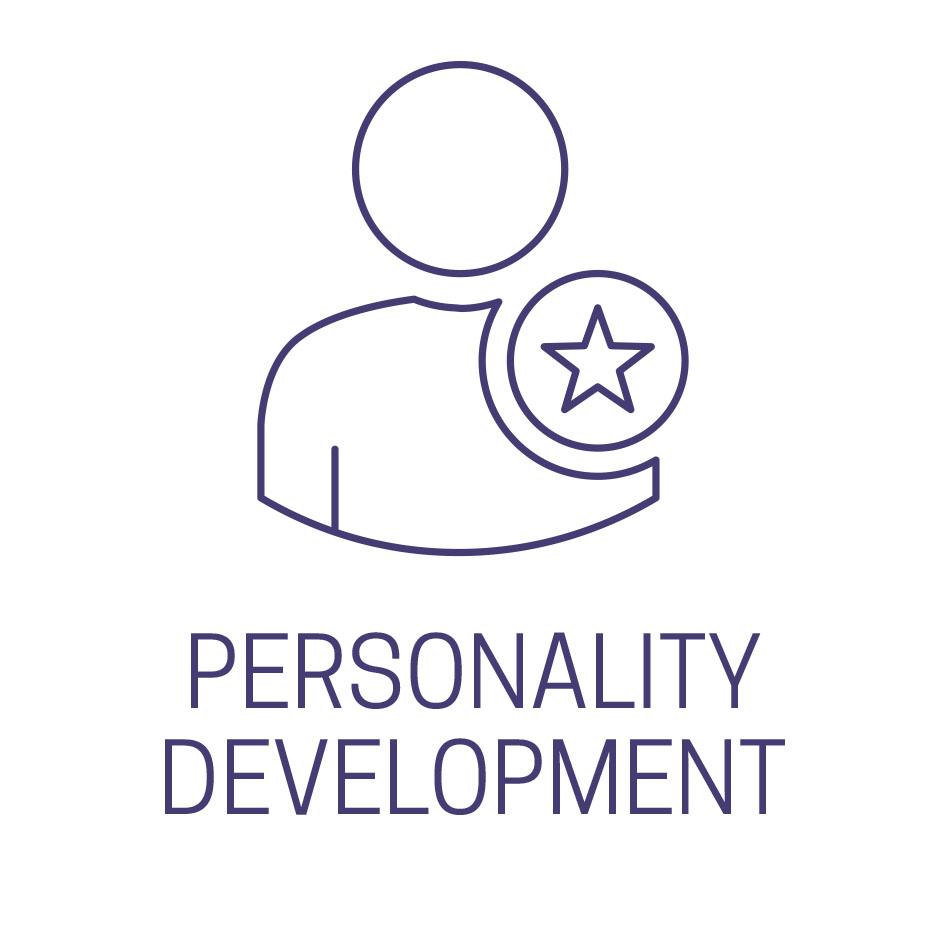 Grafik Personlity Development
