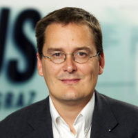 Portraitfoto von Harald Krottmaier