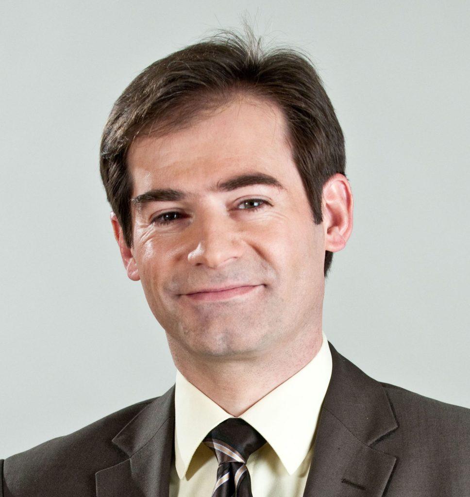 Portrait von Thomas Dietinger